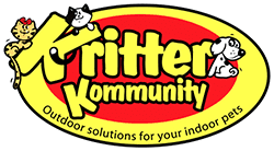 Kritter Kommunity - Outdoor Cat and Small Dog Enclosures