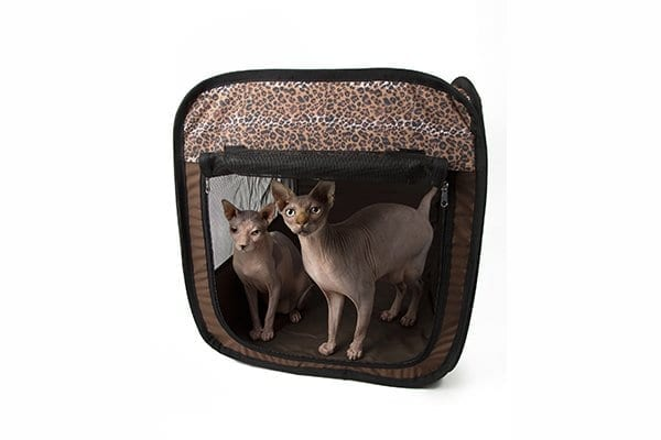 Indoor / Outdoor Pet Lodge Cat House