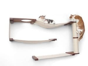 Deluxe Maze Cat Shelf Lounge