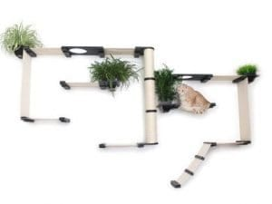 Gardens Complex Cat Shelf System