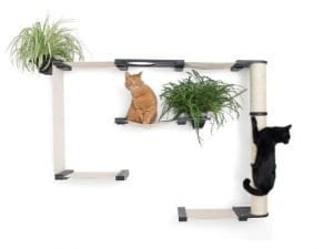 Mini Garden Complex Cat Shelf System