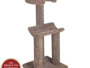 48 Inch Cradle Sleeper Cat Tree