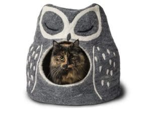 Snow Owl Pet Nest
