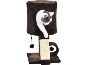 AmazonBasics Cat Tree Tower With Perch Condo