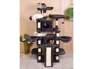 Amolife 68 Inch Multi-Level Cat Tree