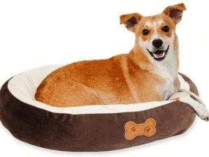 Aspen Pet Oval Dog Bed