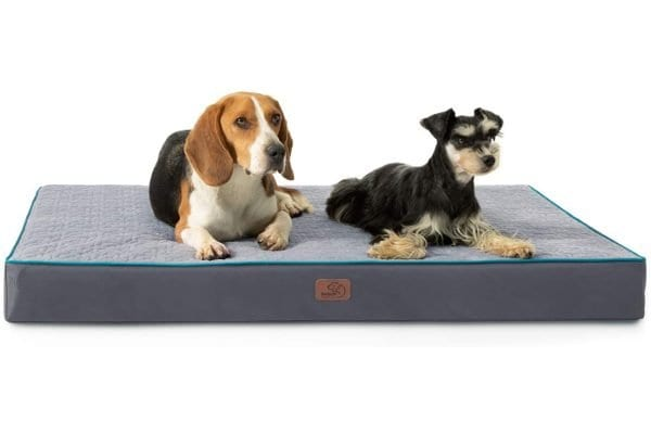 Bedsure Orthopedic Memory Foam Dog Bed
