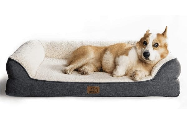 Bedsure Orthopedic Sofa Bed for Dogs