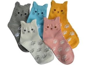 Women's Cute Cat Socks