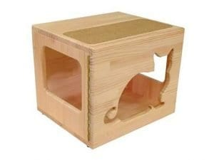 CatsPlay Wall Mountable Cat Box