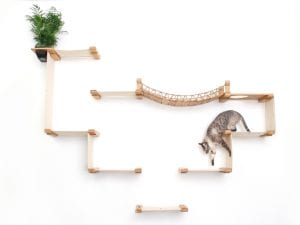 Temple Cat Shelf System
