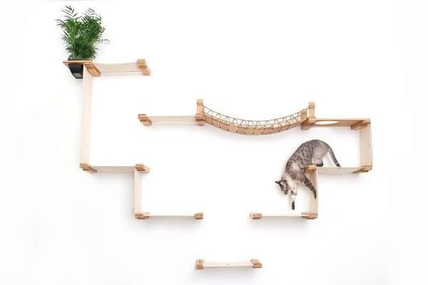 Temple Cat Shelf System