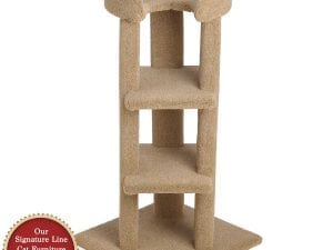 41 inch Corner Cat Tower