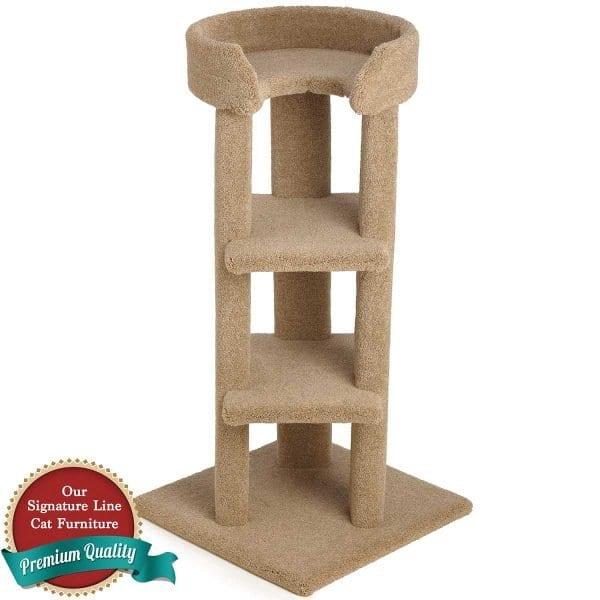 41 inch Corner Cat Tower