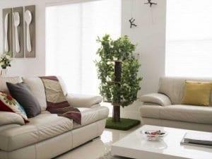 Luxury Cat Tree (Large) - Square Base