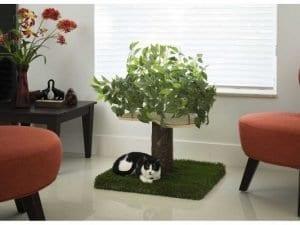 Luxury Cat Tree (Small) - Square Base