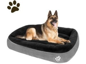 CLOUDZONE Rectangle Dog Bed
