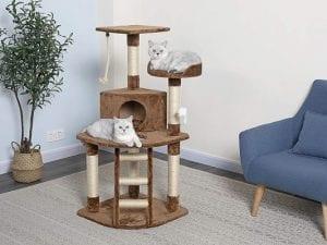 Go Pet Club Cat Tree Condo House