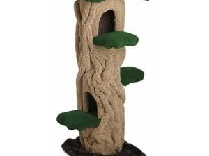 "63"" Kitty Hollow Cat Tree"