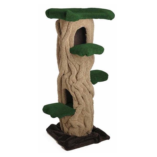 """63"""" Kitty Hollow Cat Tree"""