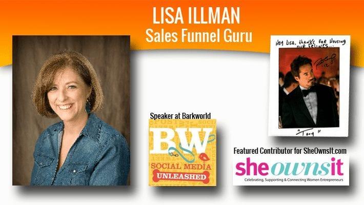Lisa Illman - Sales Funnel Guru