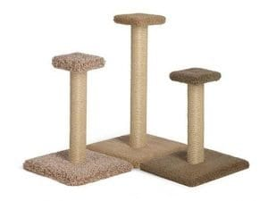 Sisal Scratch Pole