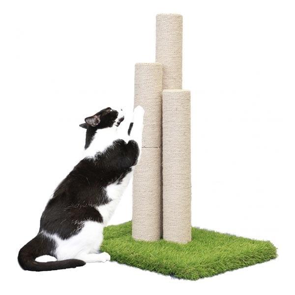 Skyline Triple Cat Scratching Post