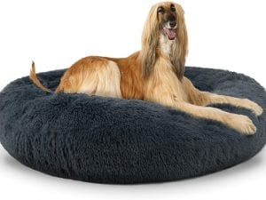 The Dog's Bed Original Donut Dog Bed
