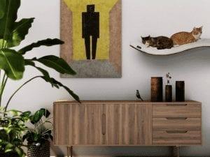 Fredo Cat Shelf
