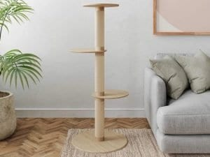 Frond Cat Tree and Scratching Post