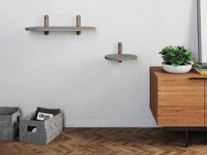 Skip Cat Shelf / Perch
