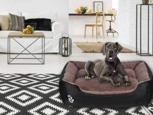 Utotol Warming Orthopedic Dog Bed