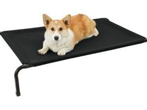 Veehoo Cooling Elevated Dog Bed