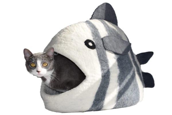 White Fish Pet Cave
